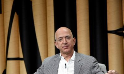 Jeff Bezons gains $7Billion overnight to become World's Richest Man