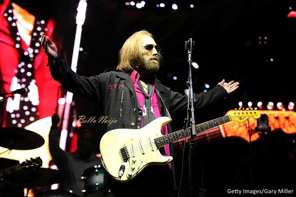 BellaNaija - Rock legend Tom Petty dies aged 66