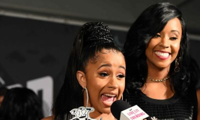 Cardi B the biggest winner at BET #HipHopAwards 2017