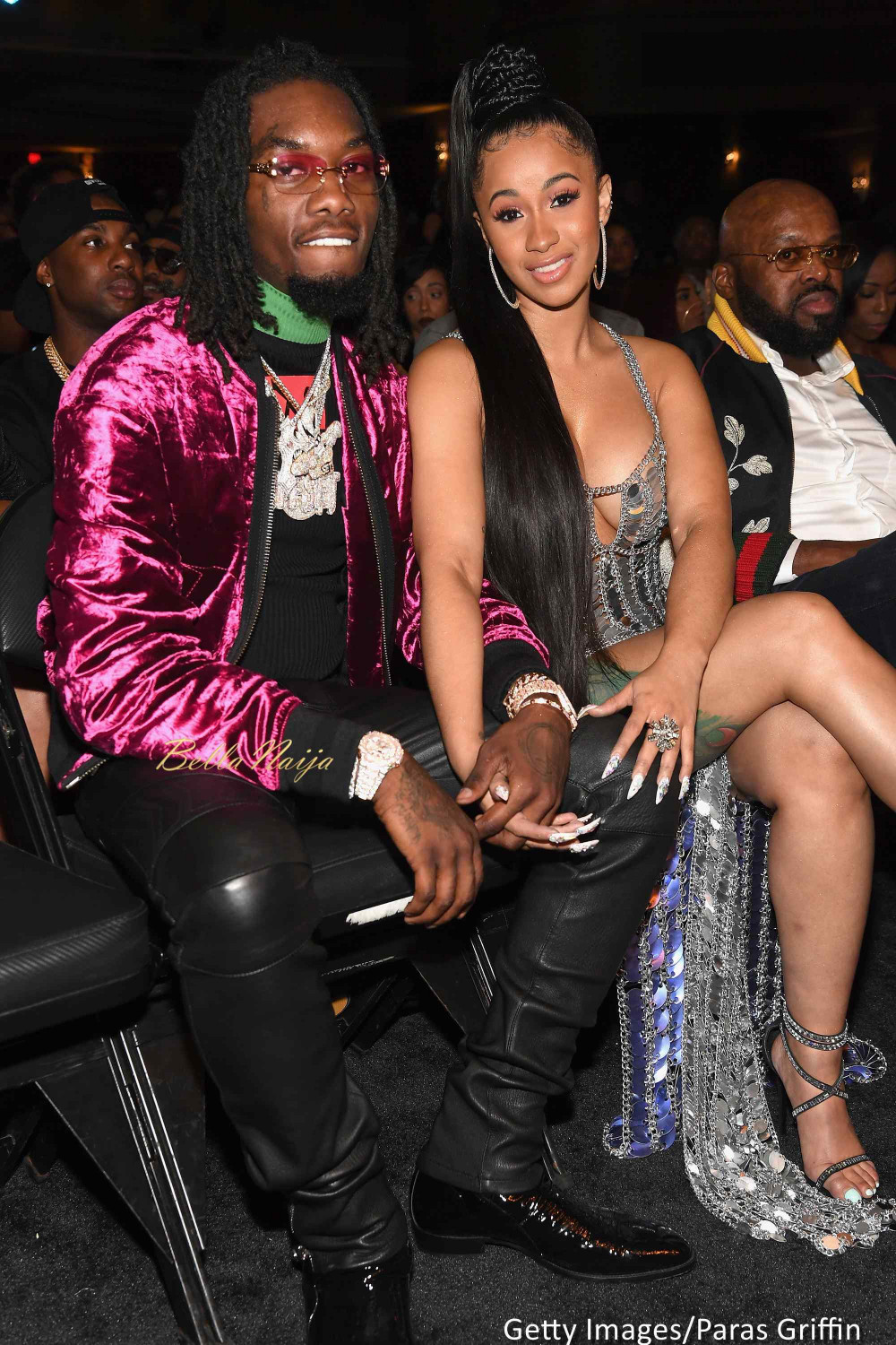 DJ Khaled, Cardi B, Migos and all the stars turn up for BET #HipHopAwards 2017