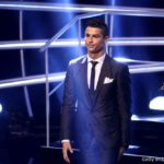 Cristiano Ronaldo wins Best FIFA Men's Player for 2nd consecutive time