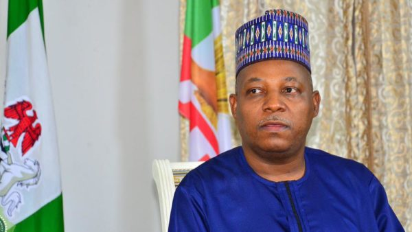 """Our people have become professional beggars"" - Shettima condemns fake IDPs - BellaNaija"