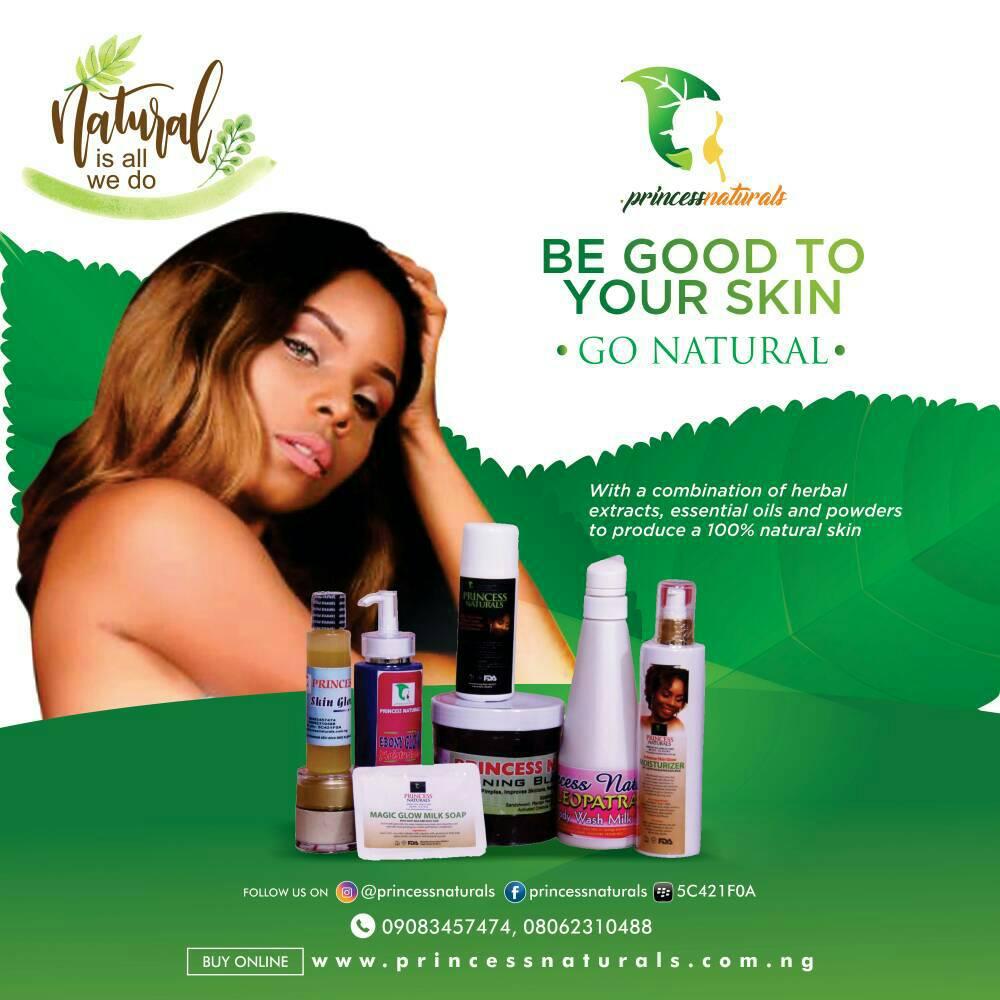 #BNShareYourHustle: Princess Naturals & Body Organics Ltd is your best bet for Natural Beauty Products