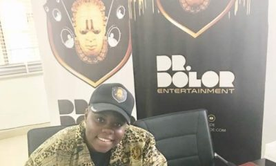 Singer Teni Entertainer gets signed to Dr Dolor Entertainment