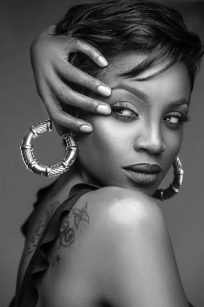 We are drooling over Seyi Shay's alluring New Look! 😍