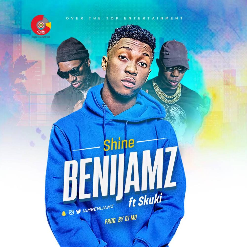 New Music: Benijamz feat. Skuki - Shine