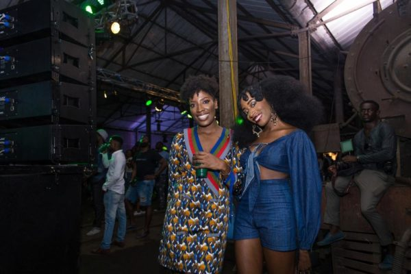 Show Dem Camp, Kaline, BOJ, Others Rocked The Stage At Jameson Connects Nigeria Party