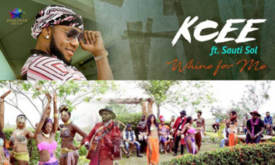 New Video: Kcee feat. Sauti Sol - Wine For Me