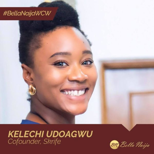 #BellaNaijaWCW Kelechi Udoagwu is Helping African Millennials Understand Tech with Ease