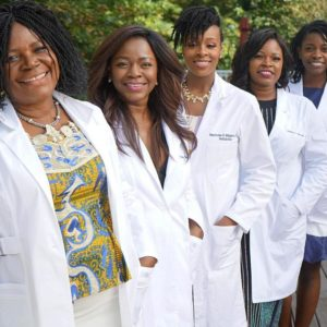 BN Living Sweet Spot: This Nigerian Family of Medical Practitioners is Goals!