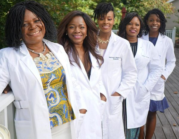 BN Living Sweet Spot: This Nigerian Family of Medical Practitioners is Goals! - BellaNaija