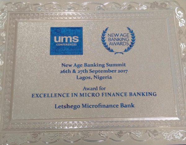 Letshego MicrofinanceBank