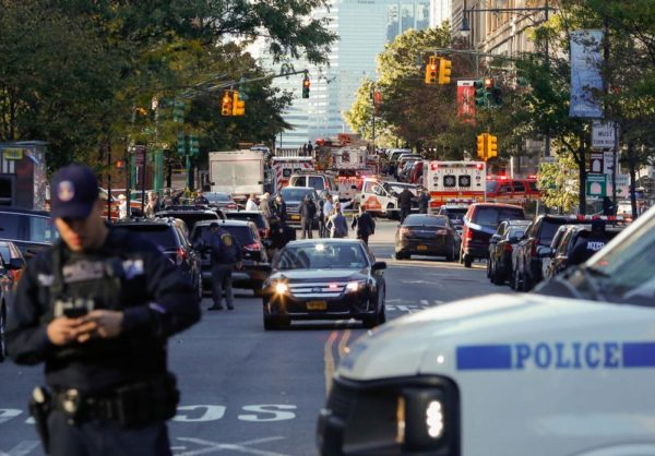 At least 6 Dead as Manhattan Man drives down Bike Path - BellaNaija