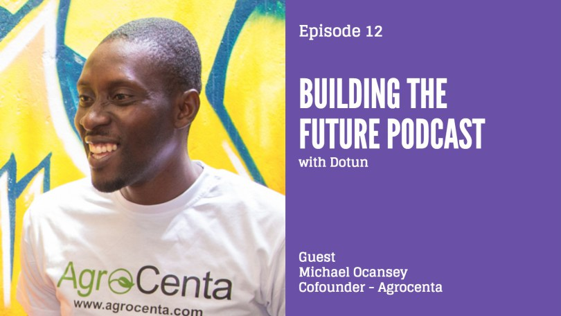 """Using technology to manage 1000 farmers, 1000 hectares of farmland in Ghana 