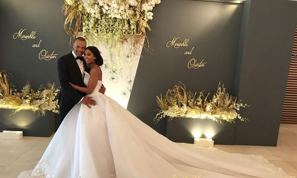 Minenhle dlamini married