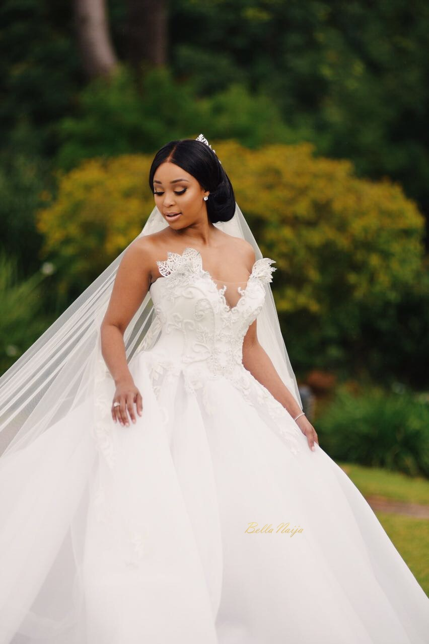 BecomingMrsJones First Look At Minnie Dlamini amp Quinton