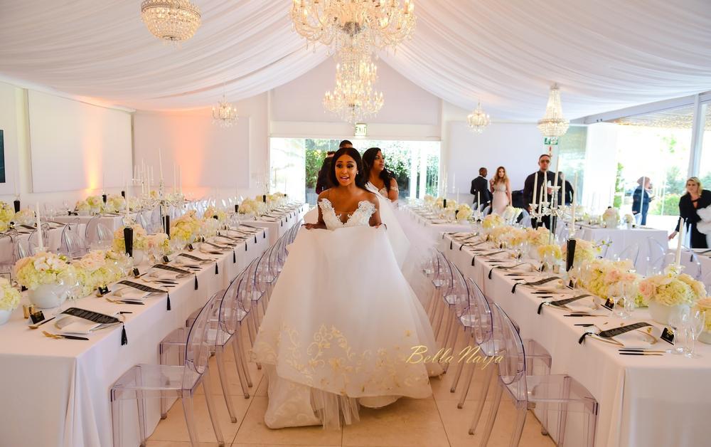 BecomingMrsJones First Look At Minnie Dlamini Amp Quinton Jones Fairytale Wedding
