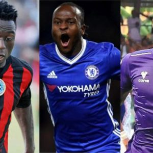 Victor Moses, Stephen Odey, Anthony Okpotuamong battle for NSA's Footballer of the Year Award