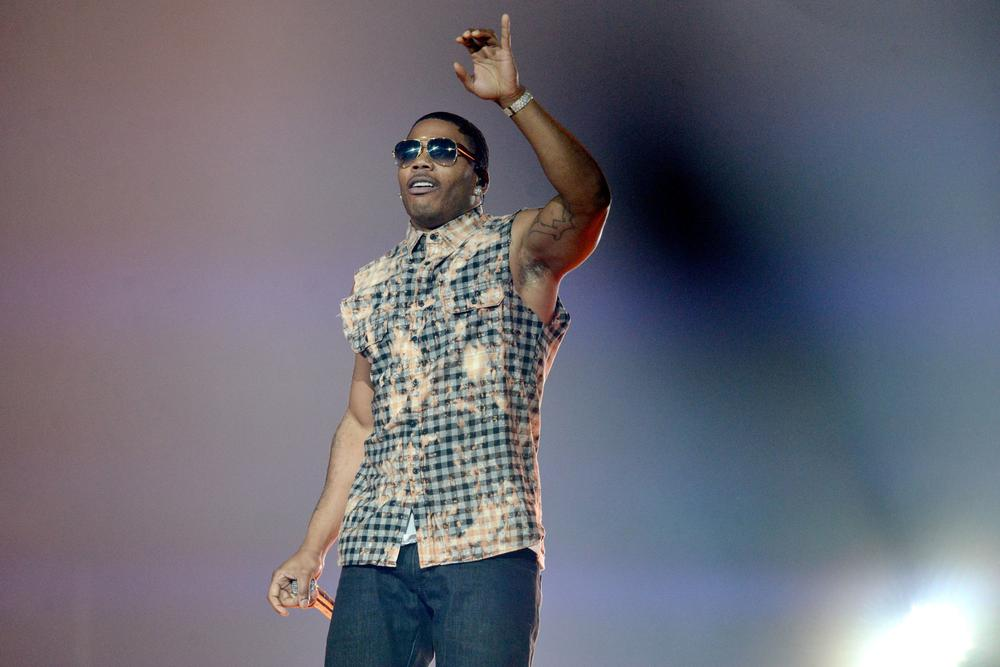 Nelly arrested over Alleged Rape