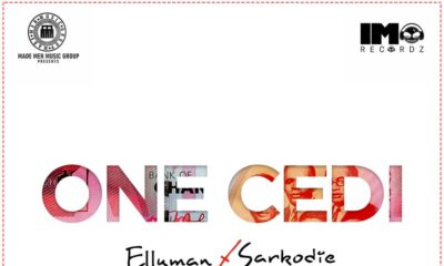 New Music: Ellyman feat. Sarkodie - One Cedi