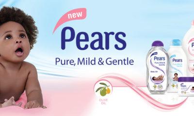 Pears range