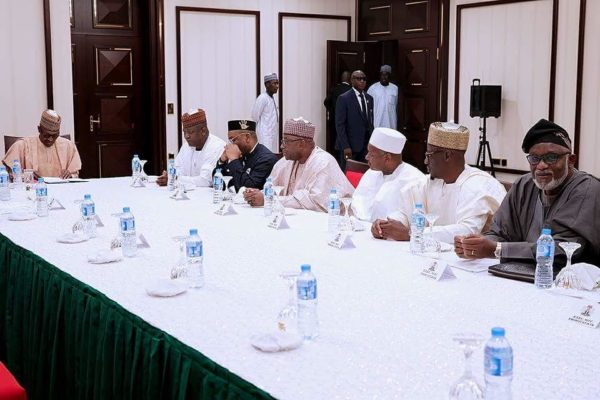 How do you sleep, knowing workers have not been paid salaries - President Buhari to Governors - BellaNaija