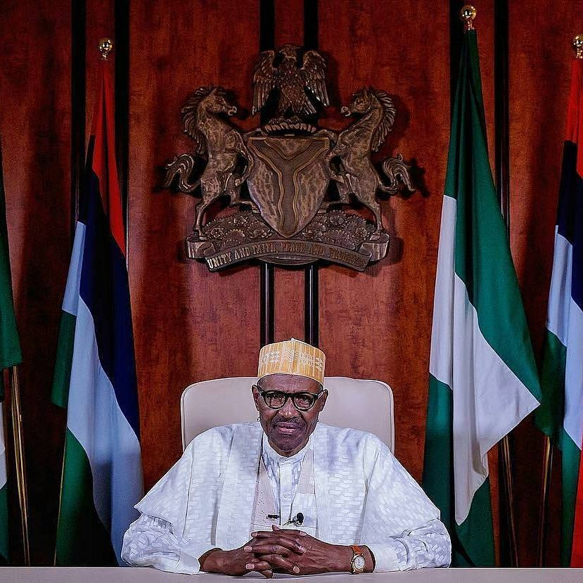 Buhari Approves Payment Of Pension To Retired Officers Who