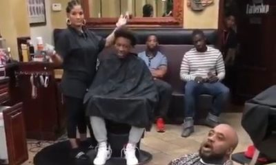 What Happens when you Shave a Man's Beard Off | WATCH - BellaNaija