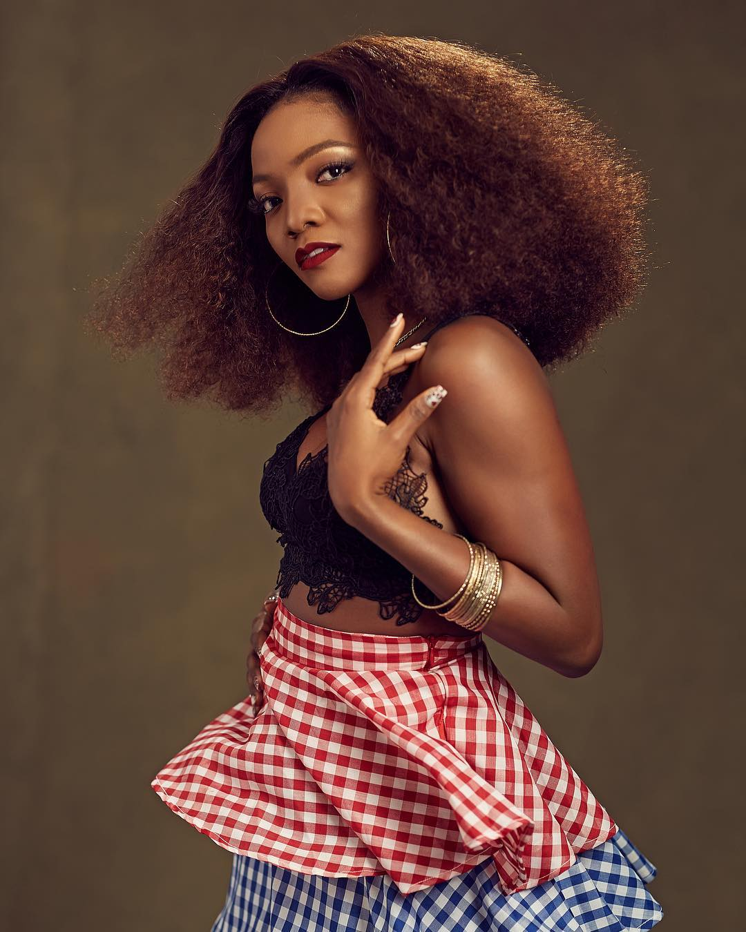 "Simi reveals she's in a relationship but doesn't want to ""disclose the person's name"""