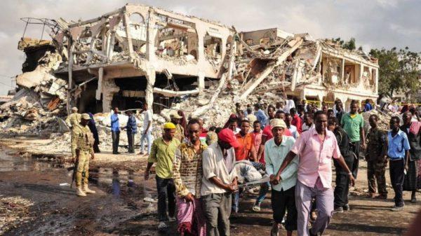 Death Toll in Somalia Truck Bombing rises to at least 300 - BellaNaija