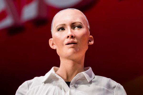 Saudi Arabia grants Citizenship to Robot named Sophia | WATCH - BellaNaija