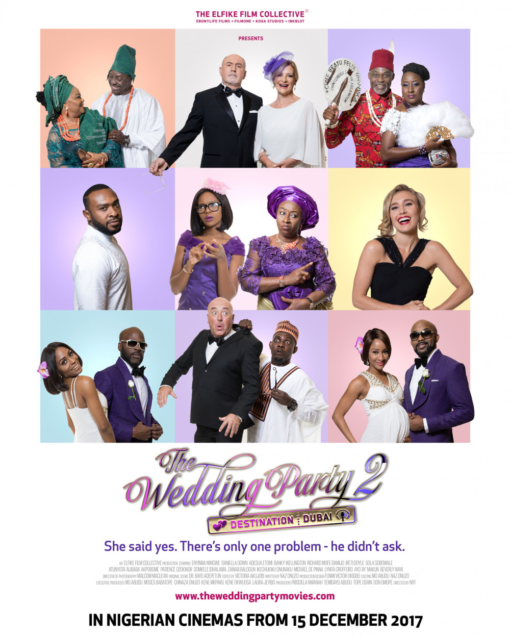 The Wedding Party 2: Destination Dubai Returns With All Your Favourite Characters|Watch Teaser