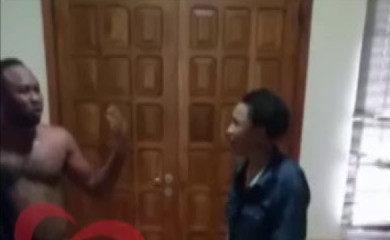 Tonto Dikeh Churchill Olakunle Video