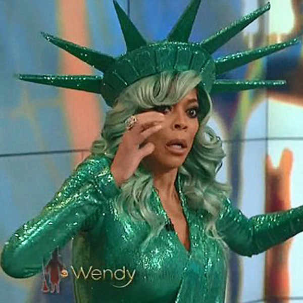 Wendy Williams faints on Live TV | WATCH - BellaNaija