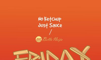 #TGIF: No Ketchup, Just Sauce!