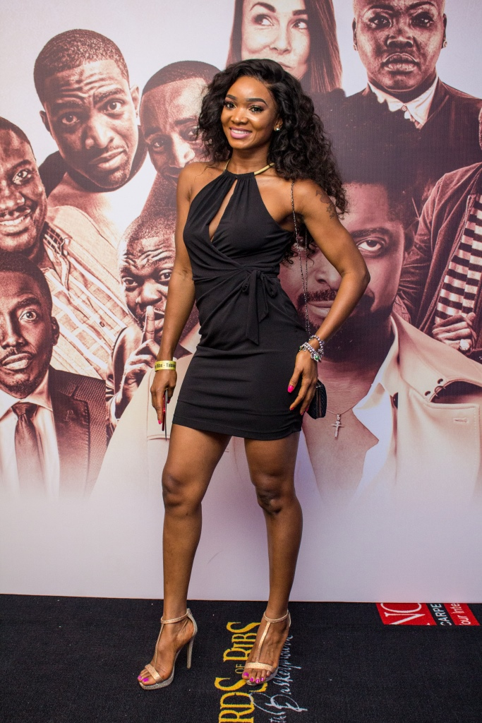 "I Go Dye,Emmanuel Ikubese, Wofai Fada Attend Basketmouth's ""Lord of the Ribs"" Comedy Show"