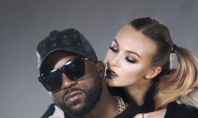 Mr Oreo! ? Birthday Boy Iyanya is a snack