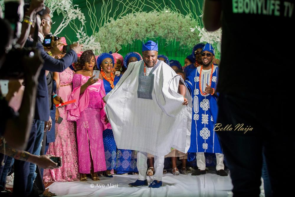 Yomi Casual Grace TheCasuals17 BellaNaija weddings 16