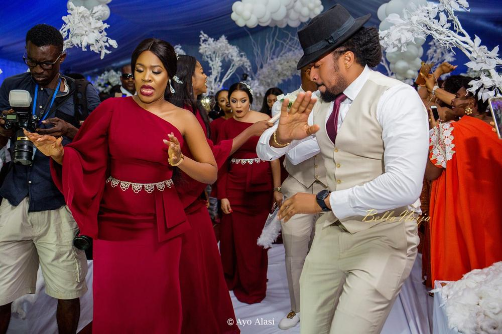 Yomi Casual Grace TheCasuals17 BellaNaija weddings 24