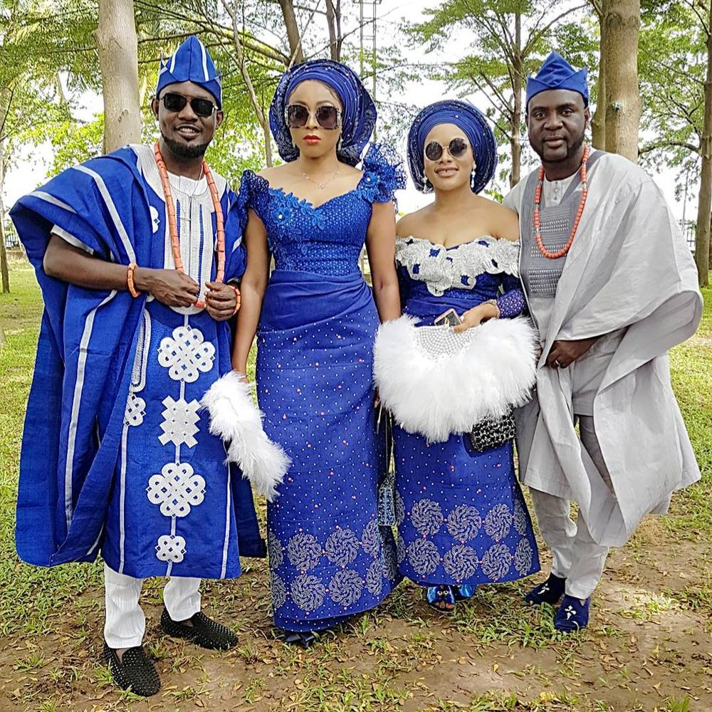 TheCasuals17 More Stunning Photos From Yomi Casual And Grace Onuiohas Wedding