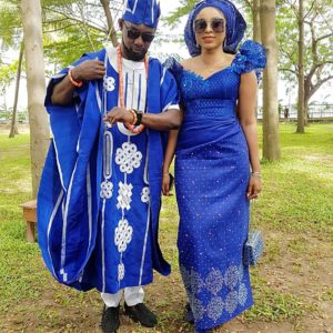 Superstar Groomsmen, Celebrity Brothers and #AsoEbiBella at #TheCasuals17 – Grace & Yomi Casual's Wedding