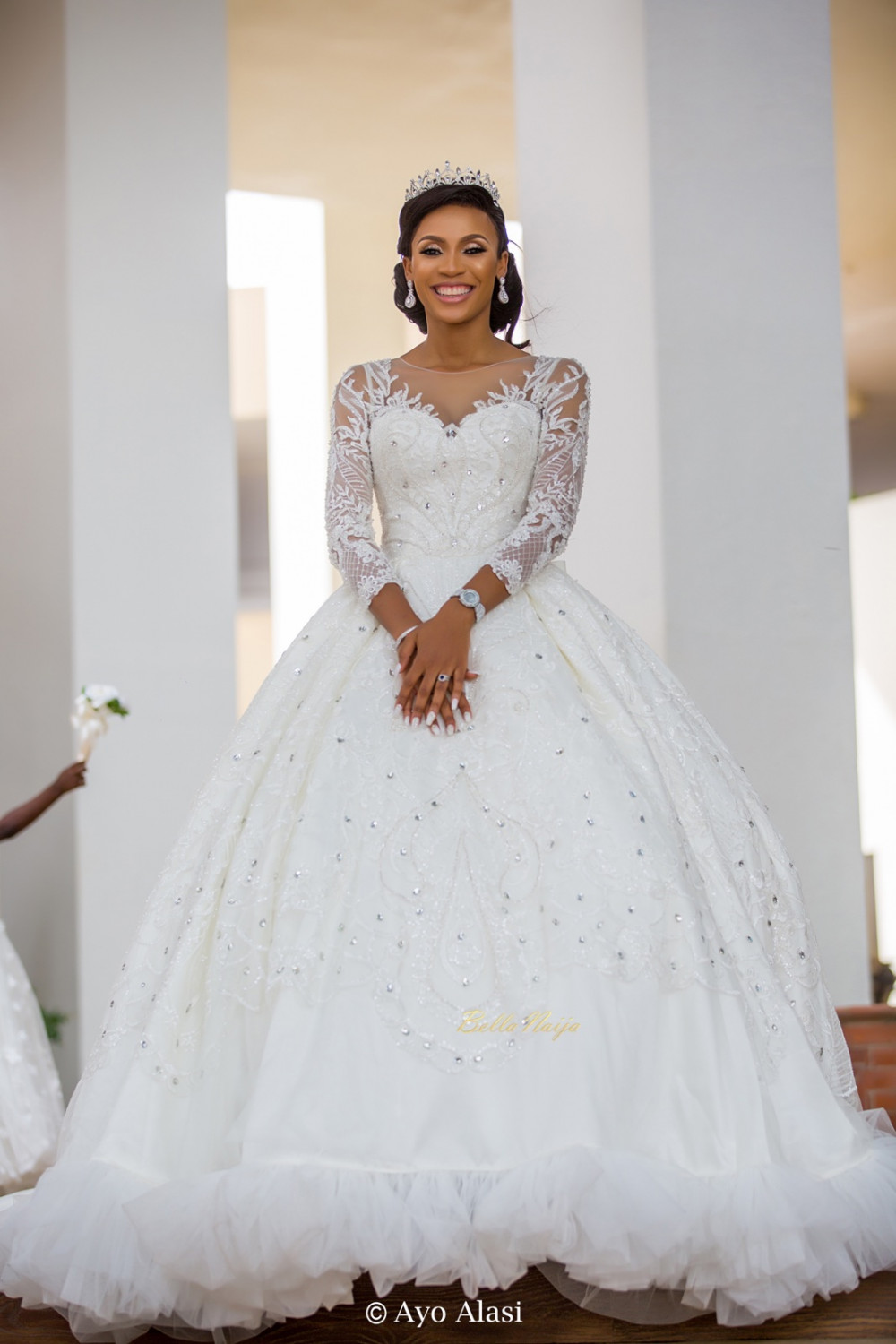 Yomi casual Grace Ayo Alasi BellaNaija weddings 04