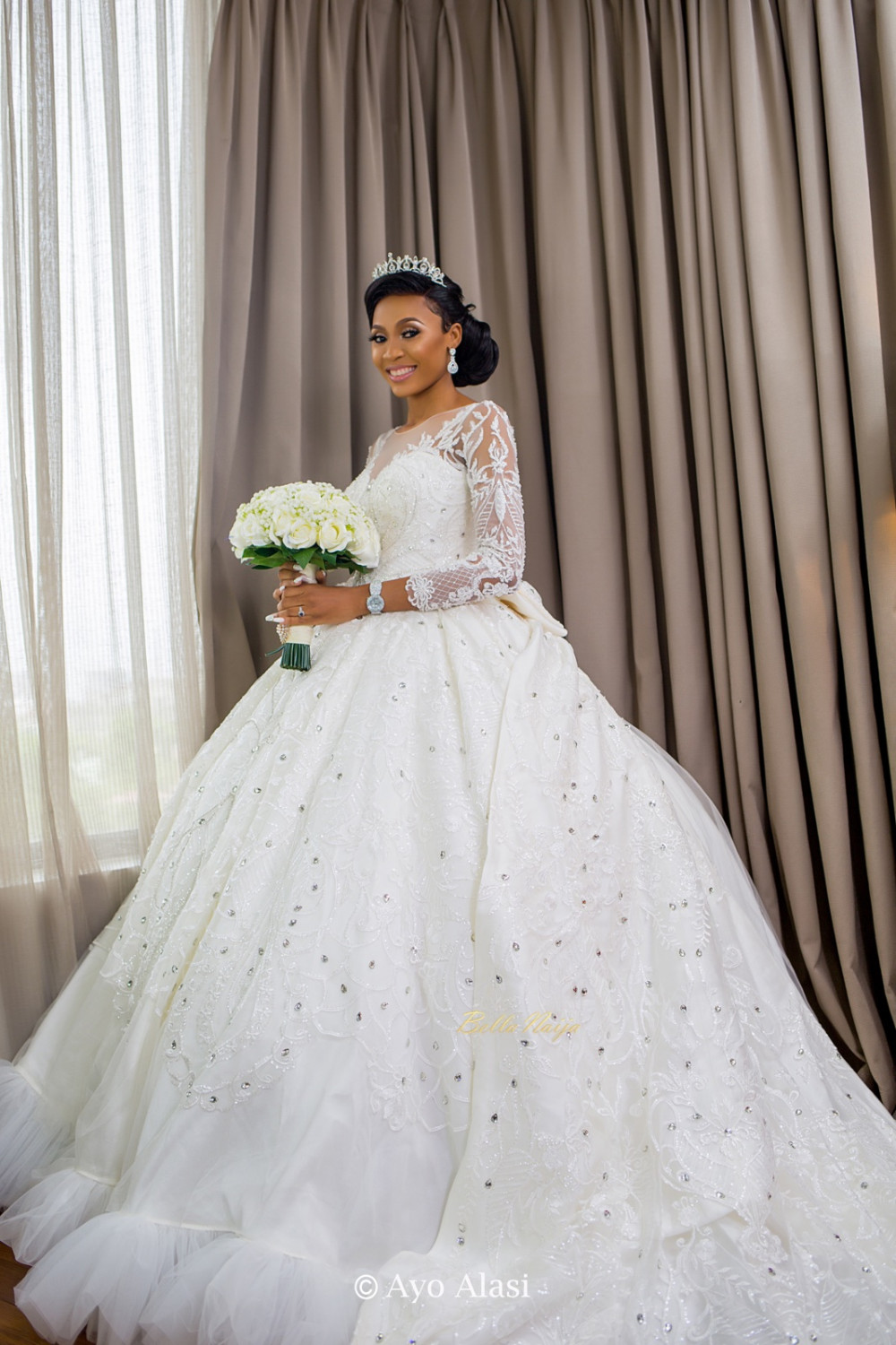 Yomi casual Grace Ayo Alasi BellaNaija weddings 28