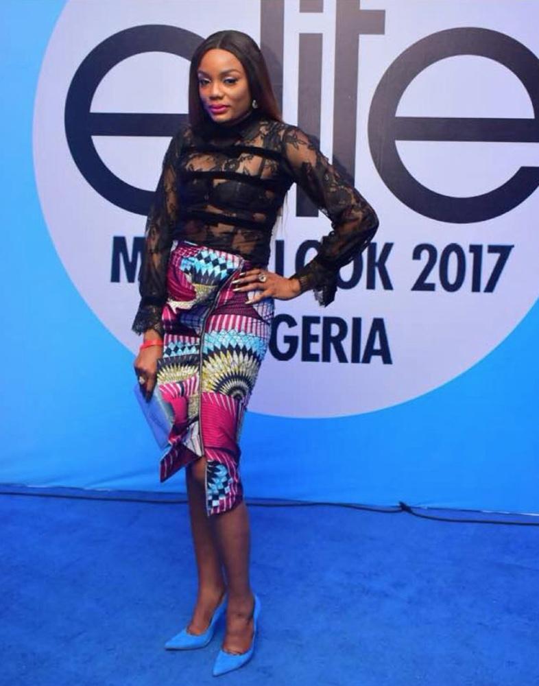 First Photos: Bolanle Olukanni, Toke Makinwa, Ebuka Obi-Uchendu at Aquafina Elite Model Look 2017