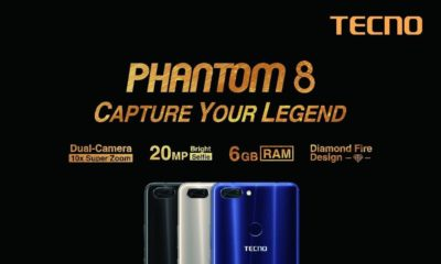 Phantom 8