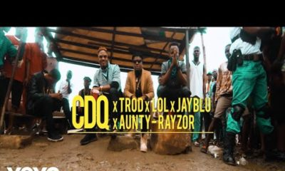 CDQ features budding rap acts Trod, Aunty Razor, Lol and Jayblue on New Single | Watch on BN