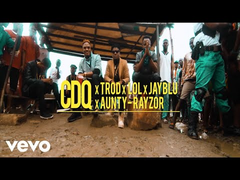 CDQ features budding rap acts Trod, Aunty Razor, Lol and Jayblue on New Single   Watch on BN
