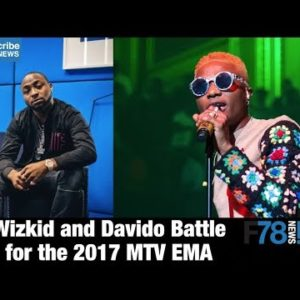 F78News: Wizkid & Davido's EMA Nominations, Cardi B, Ycee top highlights | WATCH