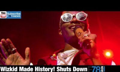 BellaNaija - WATCH: Wizkid makes history, Dencia vs Yemi Alade, Kenny Ogungbe dismisses P-Square fight top F78News Headlines