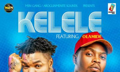 New Music: Oritse Femi feat. Olamide - Kelele